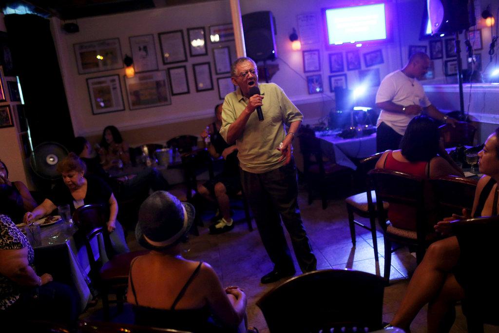 Joe's Karaoke